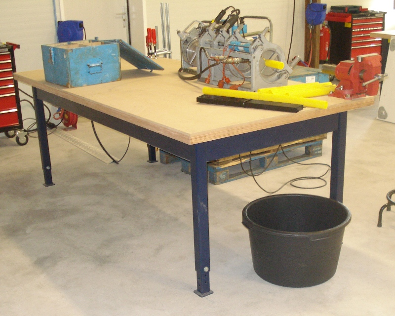 Efesto lasbedrijf tafelframes maak uw eigen tafel biddinghuizen flevoland - Tafel een italien kribbe ontwerp ...